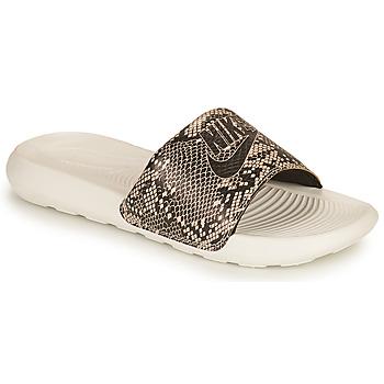 Chaussures Femme Claquettes Nike VICTORI PRINT BENASSI