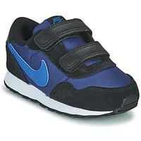 Schuhe Jungen Sneaker Low Nike MD VALIANT TD Blau