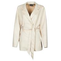 Kleidung Damen Trenchcoats Vero Moda VMNAPOLI Beige