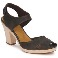 Chaussures Femme Sandales et Nu-pieds Coclico EMA Noir
