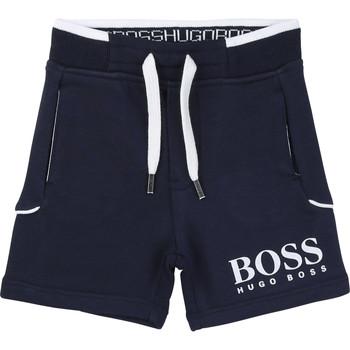 Abbigliamento Bambino Shorts / Bermuda BOSS NOLLA