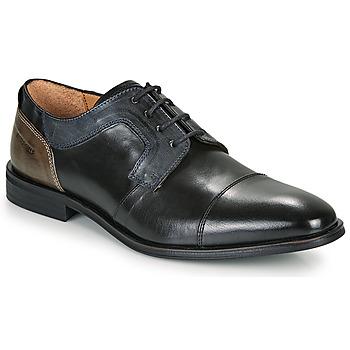 Schuhe Herren Derby-Schuhe Redskins WINDSOR Marineblau / Grau