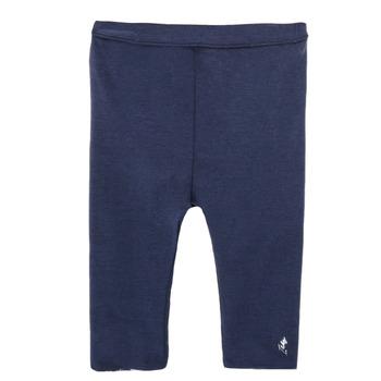 Kleidung Mädchen Leggings Ikks XS24010-48 Marineblau
