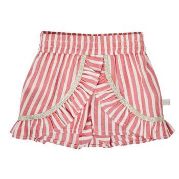 Kleidung Mädchen Shorts / Bermudas Ikks XS26000-35 Rot