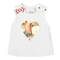 Vêtements Fille Débardeurs / T-shirts sans manche Ikks XS10030-19