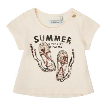 Abbigliamento Bambina T-shirt maniche corte Ikks XS10090-11