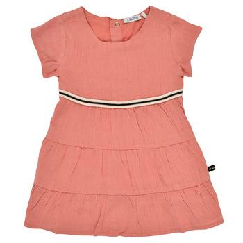 Kleidung Mädchen Kurze Kleider Ikks XS30090-67 Orange