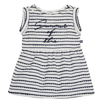 Kleidung Mädchen Kurze Kleider Ikks XS30030-19 Bunt