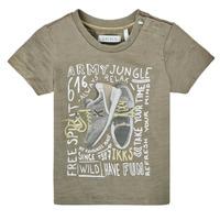 Vêtements Garçon T-shirts manches courtes Ikks XS10141-57