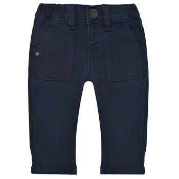 Vêtements Garçon Pantalons 5 poches Ikks XS29011-48