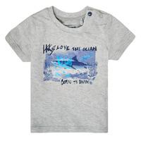 Vêtements Garçon T-shirts manches courtes Ikks XS10031-24
