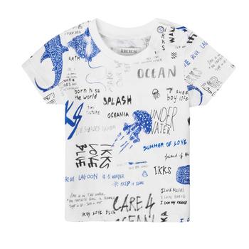 Abbigliamento Bambino T-shirt maniche corte Ikks XS10021-19