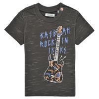Vêtements Garçon T-shirts manches courtes Ikks XS10091-27