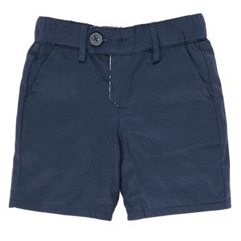 Kleidung Jungen Shorts / Bermudas Ikks XS25021-45 Marineblau