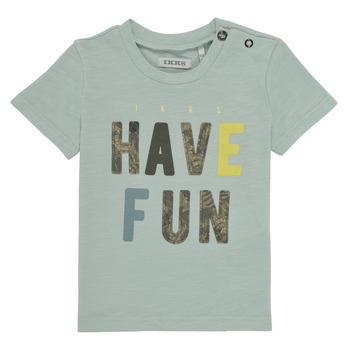 Abbigliamento Bambino T-shirt maniche corte Ikks XS10131-50