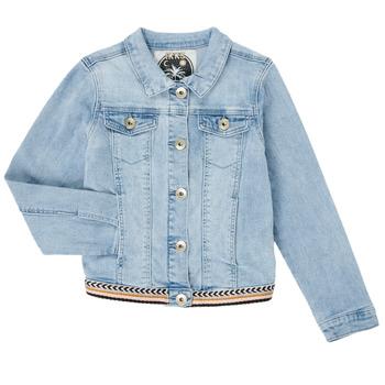 Abbigliamento Bambina Giacche in jeans Ikks XS40152-84-C