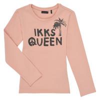 Vêtements Fille T-shirts manches longues Ikks XS10092-32-C