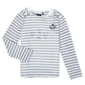 Vêtements Fille T-shirts manches longues Ikks XS10052-19-J