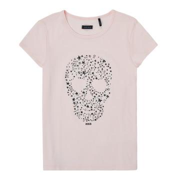 Abbigliamento Bambina T-shirt maniche corte Ikks XS10492-31-J