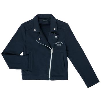 Abbigliamento Bambina Gilet / Cardigan Ikks XS17072-48-C