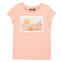Vêtements Fille T-shirts manches courtes Ikks XS10332-32-C