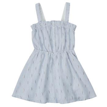Kleidung Mädchen Kurze Kleider Ikks XS31022-48-C Blau