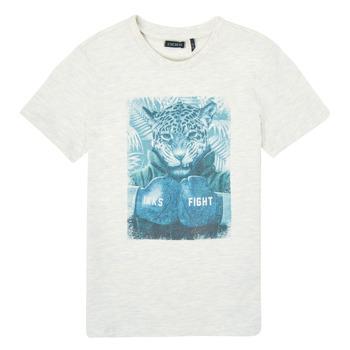 Vêtements Garçon T-shirts manches courtes Ikks XS10183-22-C
