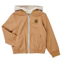 Kleidung Jungen Jacken Ikks XS41063-64-C Beige