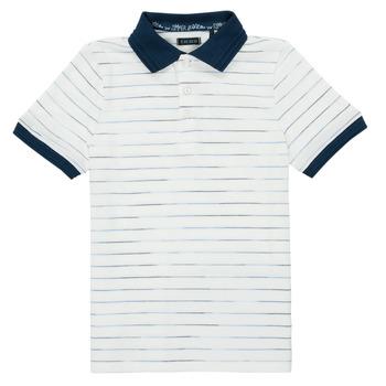 Vêtements Garçon Polos manches courtes Ikks XS11003-19-C