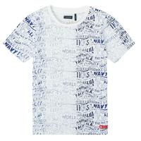 Kleidung Jungen T-Shirts Ikks XS10063-19-C Bunt