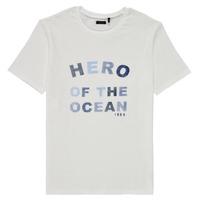 Vêtements Garçon T-shirts manches courtes Ikks XS10343-19-C