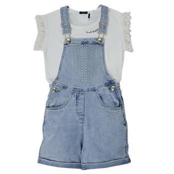 Abbigliamento Bambina Completo Ikks XS37022-84-J
