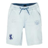 Kleidung Jungen Shorts / Bermudas Ikks XS25223-82-J Blau