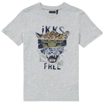 Vêtements Garçon T-shirts manches courtes Ikks XS10233-24-J