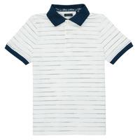 Vêtements Garçon Polos manches courtes Ikks XS11003-19-J