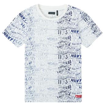 Vêtements Garçon T-shirts manches courtes Ikks XS10063-19-J