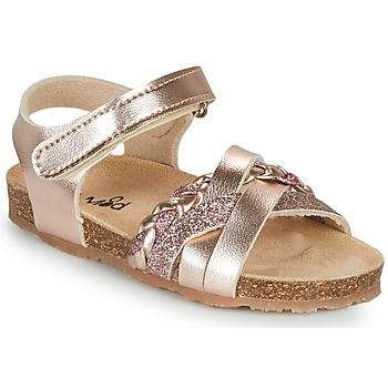 Schuhe Mädchen Sandalen / Sandaletten Mod'8 KOENIA Gold