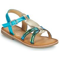 Schuhe Mädchen Sandalen / Sandaletten Mod'8 CALICOT Golden
