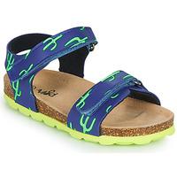 Schuhe Jungen Sandalen / Sandaletten Mod'8 KOURTIS Blau