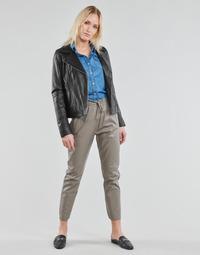 Kleidung Damen 5-Pocket-Hosen Oakwood GIFT Grau