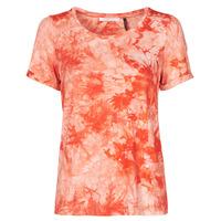 Kleidung Damen T-Shirts Les Petites Bombes BRISEIS Orange