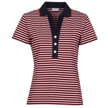 Abbigliamento Donna Polo maniche corte Liu Jo WA1142-J6183-T9701