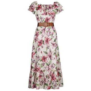 Abbigliamento Donna Abiti lunghi Liu Jo WA1496-T5976-T9706