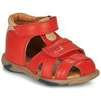 Schuhe Jungen Sandalen / Sandaletten GBB NUVIO Rot