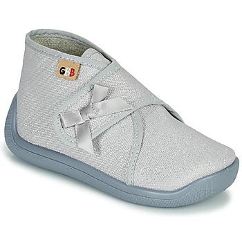 Schuhe Mädchen Hausschuhe GBB APODIE Grau