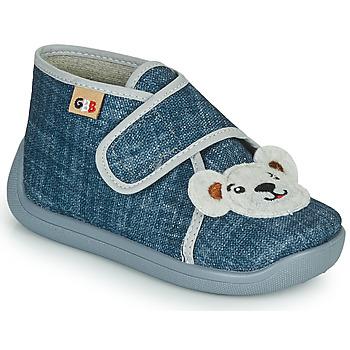 Schuhe Jungen Hausschuhe GBB APOSTIS Blau