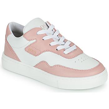 Schuhe Mädchen Sneaker Low BOSS PAOLA Weiß
