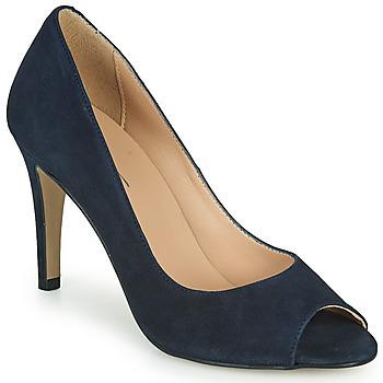 Schuhe Damen Pumps Betty London EMANA Marineblau