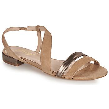Schuhe Damen Sandalen / Sandaletten Betty London OCOLI Beige