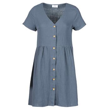 Kleidung Damen Kurze Kleider Betty London MARDI Grau